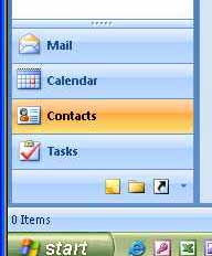 Contact Tab
