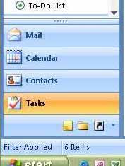 Task Mode Tab