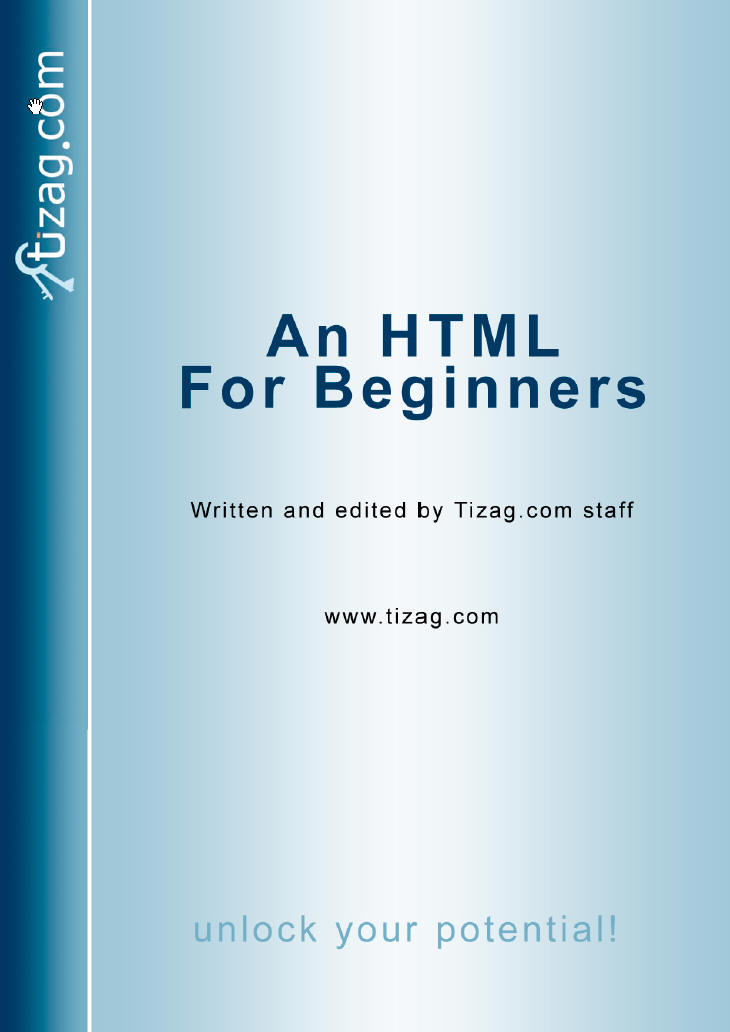 purchase tizag s html tutorial click the previews to see the full size