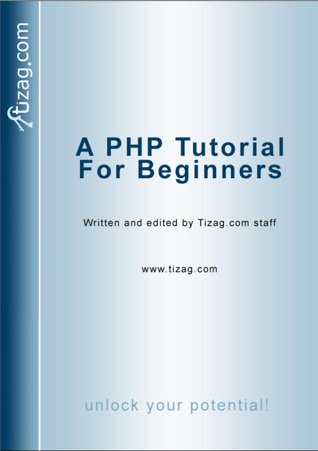 free pdf download for php tutorial